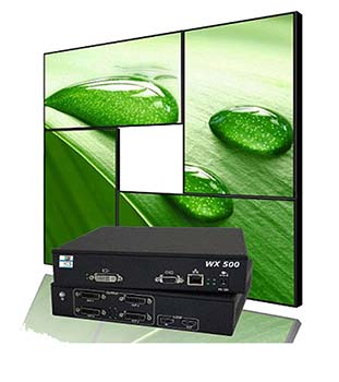 Video Wall Unit WX500